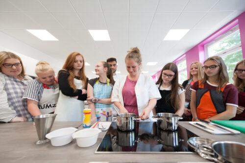Küche-RD- Fachunterricht Hauswirtschaft & Ernährung