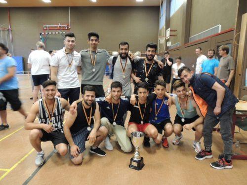 Sieger Volleyballturnier