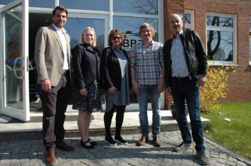 Kooperation mit Norwegen